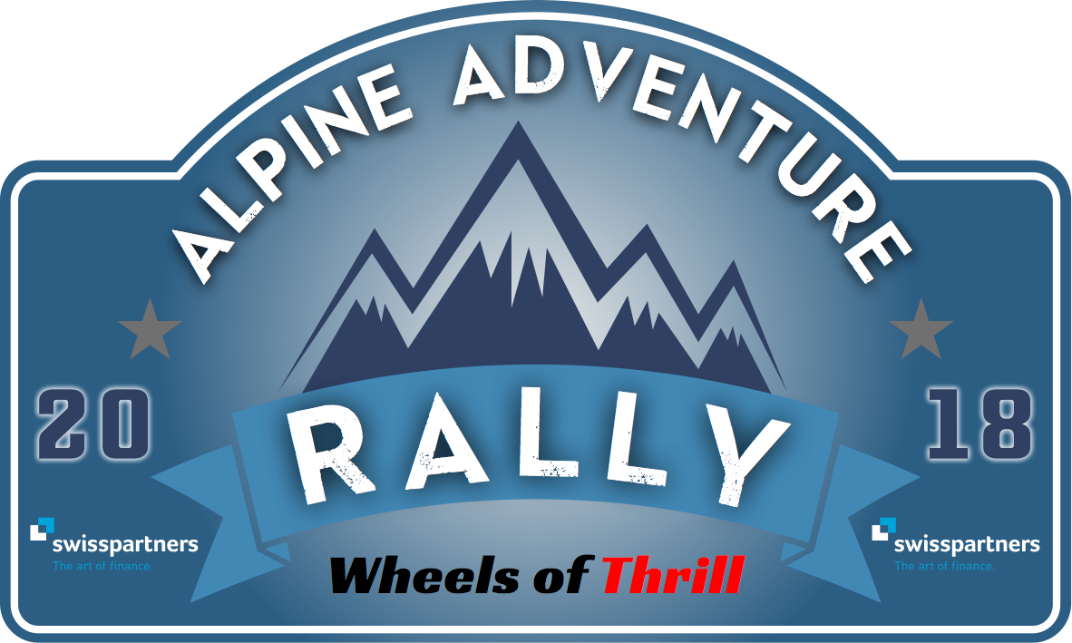 Alpine Adventure Rally 2018
