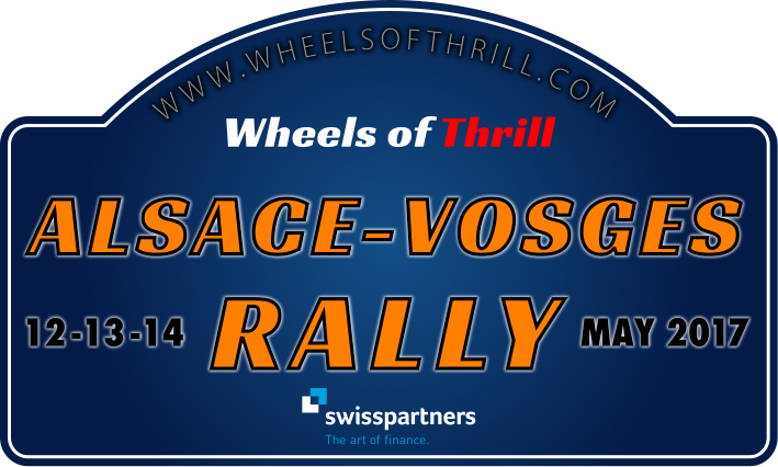 Alsace-Vosges Rally 2017